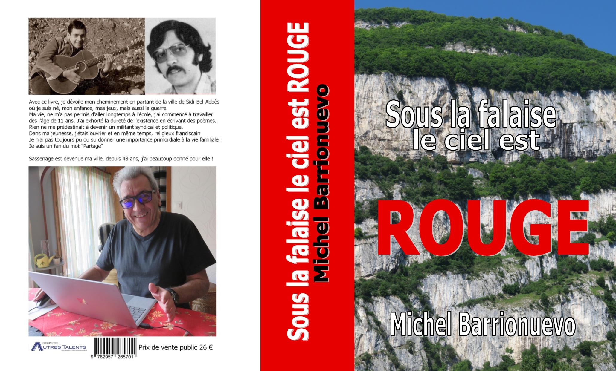 Le livre de Michel Barrionuevo